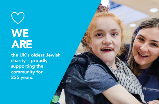 WE ARE the UK's oldest Jewish charity – proudly supporting the community for 225 years.